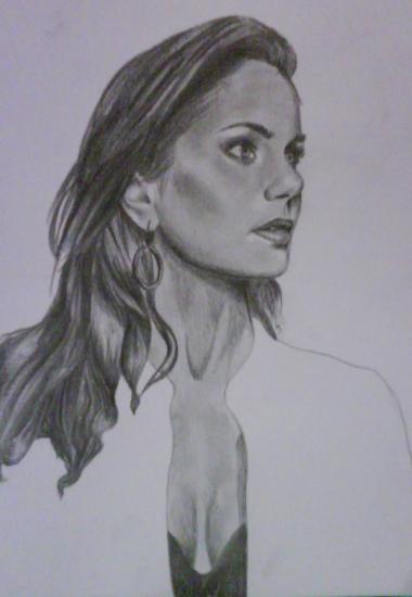 Sarah Wayne Callies by DanielaGencheva